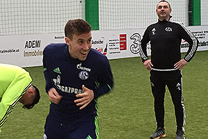 Filip Faletar beim Privattraining in Wien