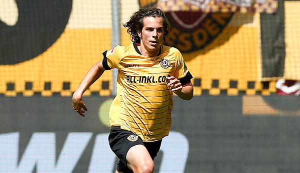 Dynamo-Dresden-Talent Matthäus Taferner: Wechsel hat sich kurzfristig ergeben