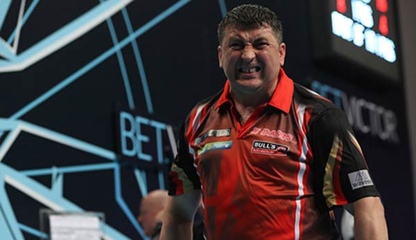 Suljovic will in Blackpool ins Halbfinale.