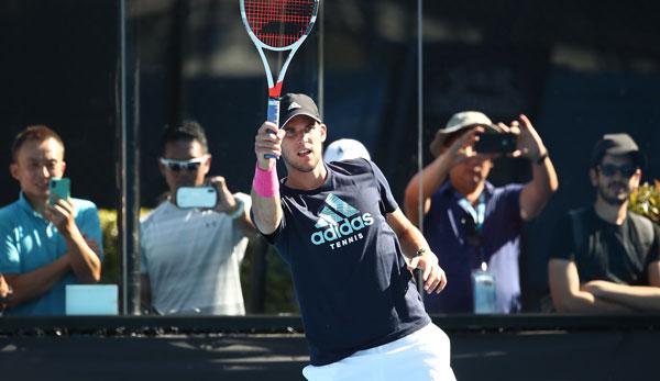 Dominic Thiem Benoit Paire Im Free Tv Australian Open Heute Live