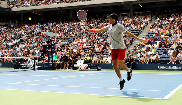 Us Open Tennis Spielplan