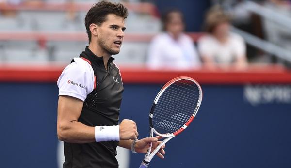Tennis: Dominic Thiem muss wie im Vorjahr auf Cincinnati-Start verzichten