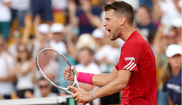 Thiem Davis Cup
