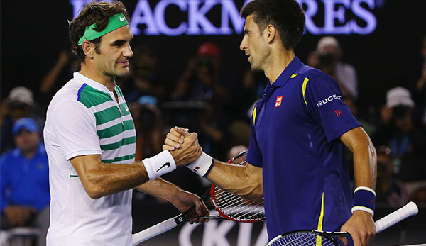 Djokovic - Federer: ATP Finals live im Free-TV, Livestream und Liveticker