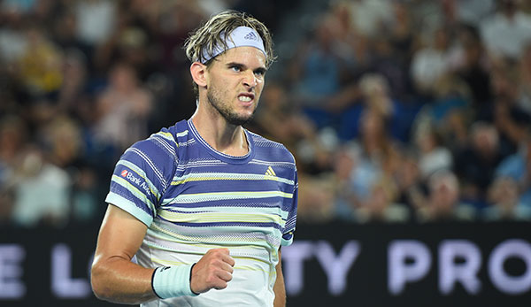Dominic Thiem - Novak Djokovic: Wer zeigt/überträgt das Finale der Australian Open im TV & Livestream?