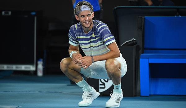 Australian Open, Finale LIVE: Dominic Thiem - Novak Djokovic im TV & Livestream