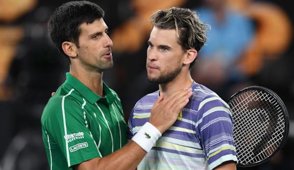 Internationale Presse lobt Dominic Thiem nach Final-Niederlage in Australian Open
