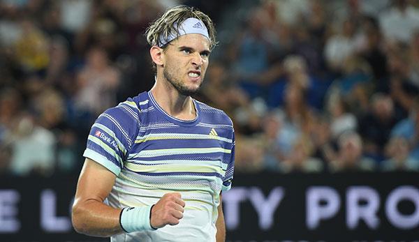 """""""Ultimative Herausforderung"""": Dominic Thiem heiß auf Finalduell der Australian Open mit Novak Djokovic"""