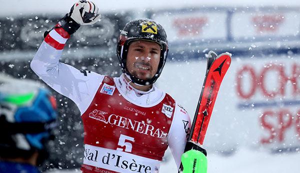 Ski Alpin Marcel Hirscher Will Slalom Weltcup In Madonna Di