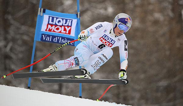 Lindsey Vonn gewinnt Super-G, Schmidhofer Vierte