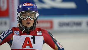"Mikaela Shiffrin ist ""not amused"""