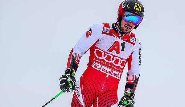 Marcel Hirscher Erwartet Schwierige Pistenverhältnisse Für Slalom In