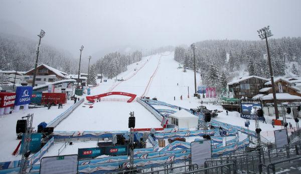 Sturm erwartet: Damen-Slalom in Flachau unter schwierigen ...