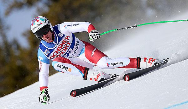 Marc Gisin Will Wieder Im Weltcup Starten