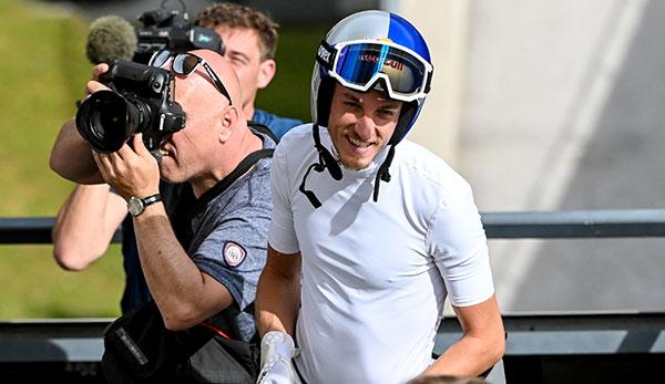 Gregor Schlierenzauer mit starkem Auftritt im Sommer-GP