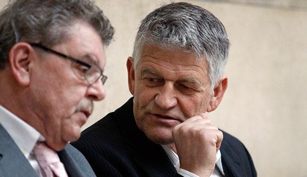 Walter Mayer gerät erneut ins Visier von Doping-Ermittlungen