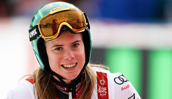 Nach Sponsor-Zwist: Katharina Liensberger ist in Levi wieder am Start