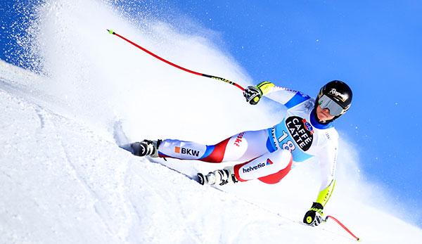 Ski-Alpin: Lara Gut-Behrami dominiert Abfahrt von Crans-Montana - Stephanie Venier auf dem Podest