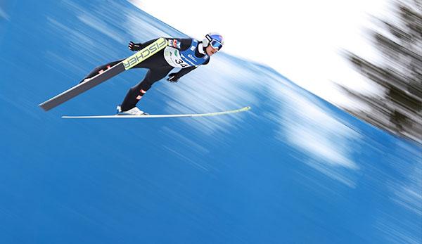 Skispringen in Rasnov: Stefan Kraft und Gregor Schlierenzauer brechen Schanzenrekord