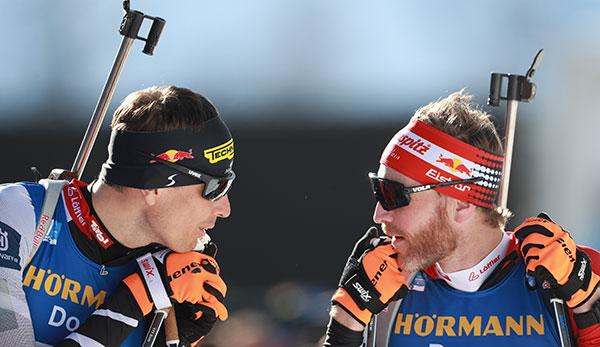 Biathlon-WM: Frankreich holt Gold - ÖSV auf Rang sechs
