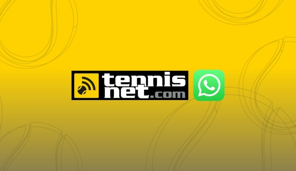 tennisnet.com goes WhatsApp