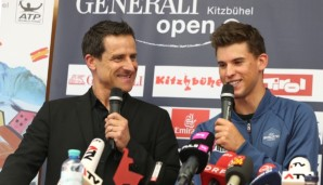 Alexander Antonitsch - Dominic Thiem