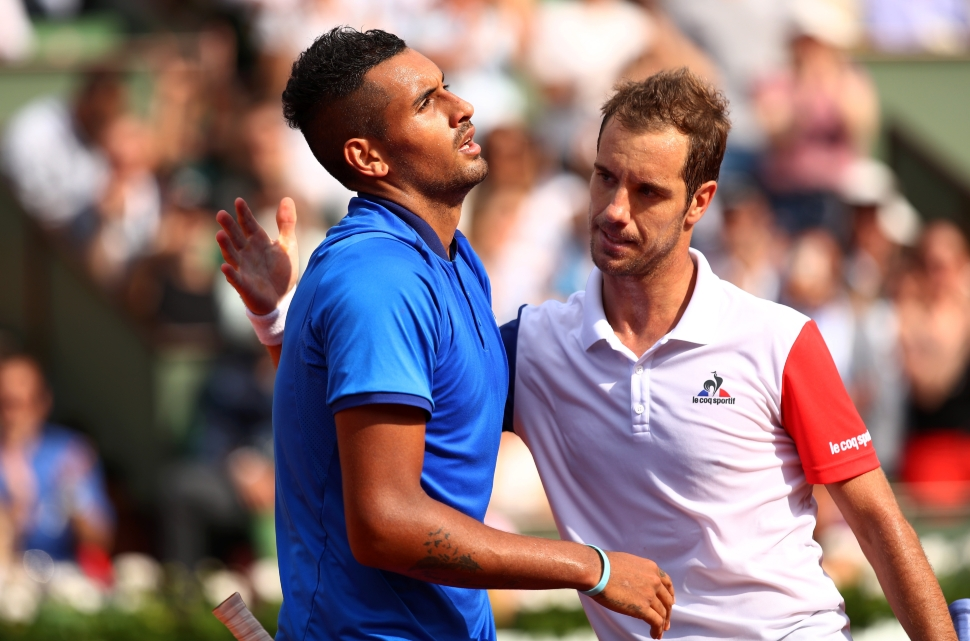 gasquet single men The men's and women's singles and qualifying draws for the 2018 miami open from key biscayne gasquet ousted in budapest leave a reply cancel reply.