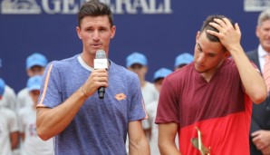 Dennis Novak - Dominic Thiem