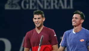 Dominic Thiem - Dennis Novak