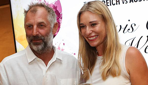Davis Cup Austria S Finest Thomas Muster Und Barbara Schett Werden Geehrt
