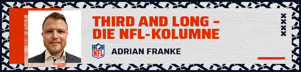 Third and long - Die NFL-Kolumne