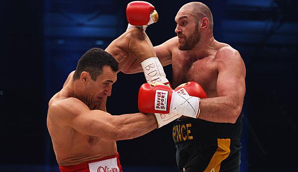 Wm Kampf Wladimir Klitschko Vs Tyson Fury