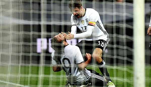 italien gegen deutschland fußball