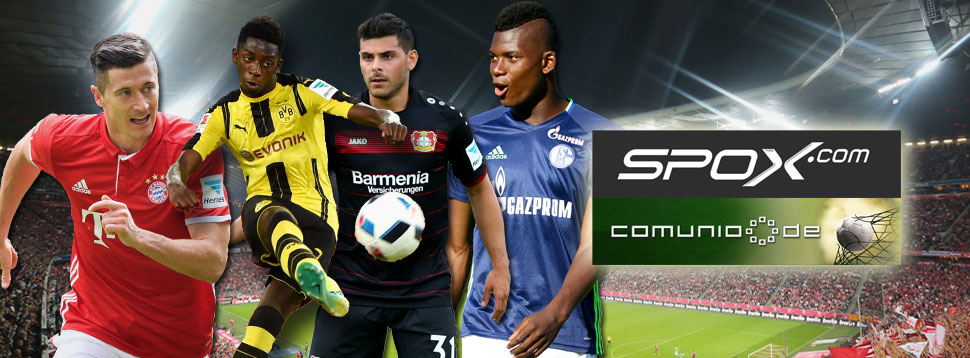 Comunio manager noten webshow user transfers for Tabelle live bundesliga