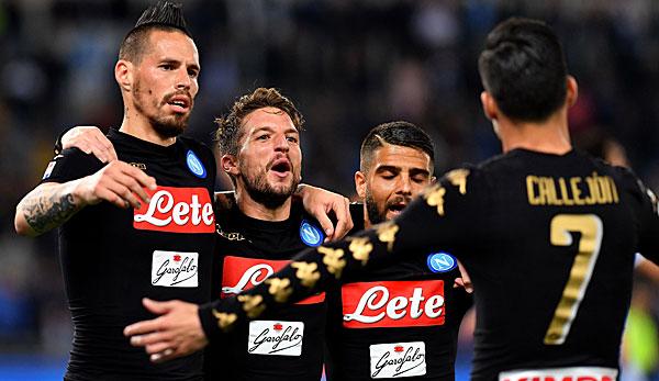 Serie A 31 Spieltag