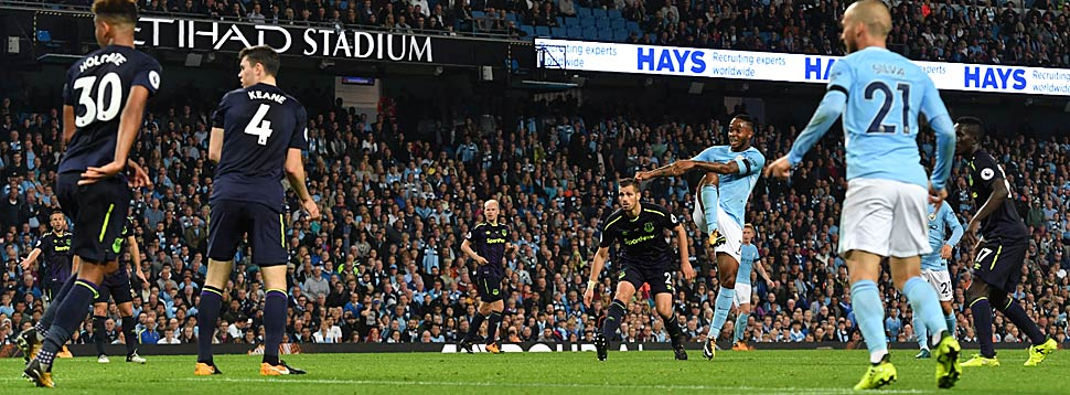 Manchester City, Everton