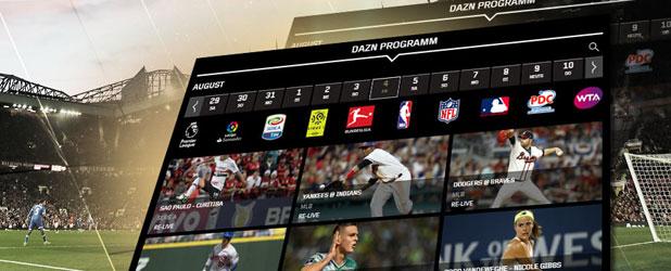 Dazn Tv Programm