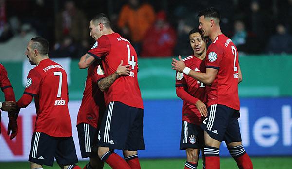 Thiago-Verletzung: Hiobsbotschaft für die Bayern