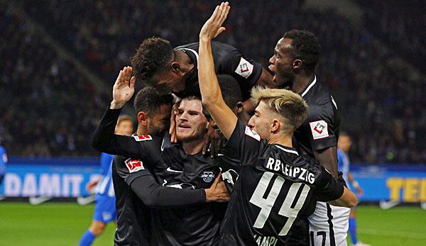 Hertha Bsc Gegen Rb Leipzig Der Liveticker Zum Nachlesen