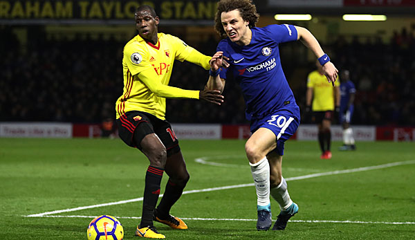 Watford trifft am Boxing Day auf Chelsea.