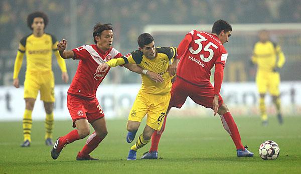 Dortmund Ergebnis Heute