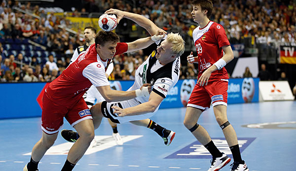 Handball Wm Deutschland Russland Der Liveticker Zum Nachlesen