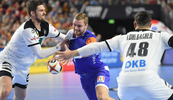 Handball Deutschland Tv Heute