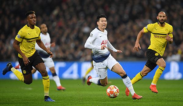 Tottenham Gegen Bvb: Tottenham Hotspur Gegen Borussia Dortmund: Der BVB In Der