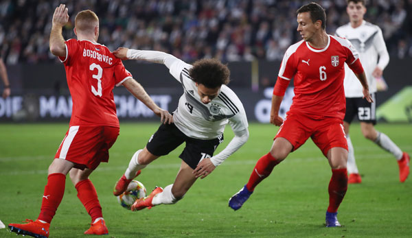 Deutschland Vs Serbien