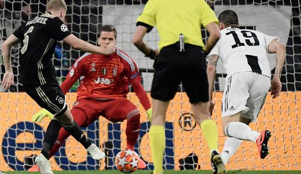 Ajax Gegen Juventus