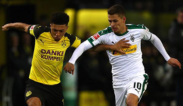 Borussia Mönchengladbach: Eberl bestätigt Hazard-Abgang - Wechsel zum BVB?
