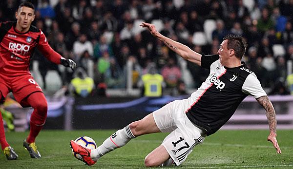 CL-Kampf in der Serie A bleibt spannend: Atalanta Bergamo punktet bei Juventus, Inter Mailand patzt