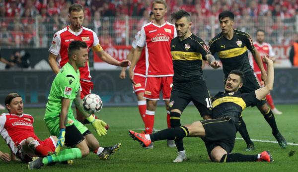 Relegation Union Berlin Stuttgart