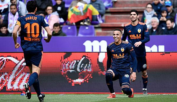 FC Valencia qualifiziert sich für Champions League - Getafe trauert